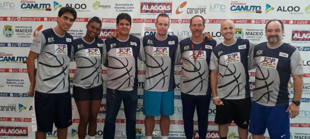 Top Alagoas Basketball Training